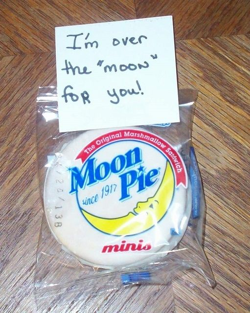 Moon Pie Valentines Day Craft