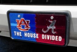The Auburn - Alabama Football Rivalry