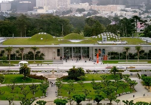 California Academy of Sciences from clickykbd