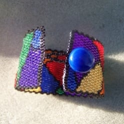 Bead Work, Bead Design, and Crafting