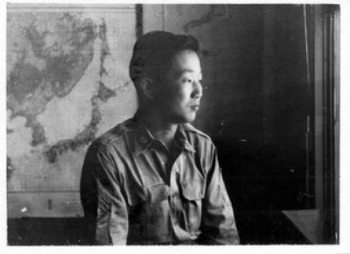 Koso Kanemoto - United States 8th Army, GHQ Military Intelligence Service