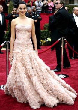 Penelope Cruz 2007 Oscars