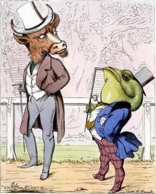 Illustration by Charles Henry Bennett