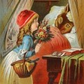 The Little Red Riding Hood: with summary and symbols explained