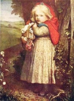 Red Cap by George Frederic Watts, source: Wikipedia, PD licence