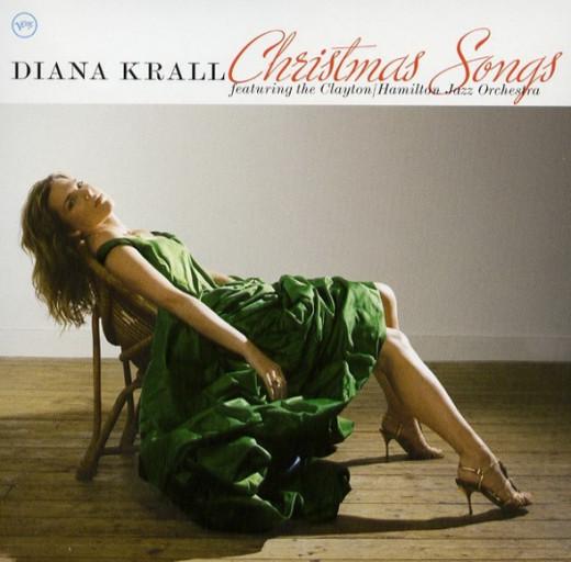 Diana Krall Christmas CD