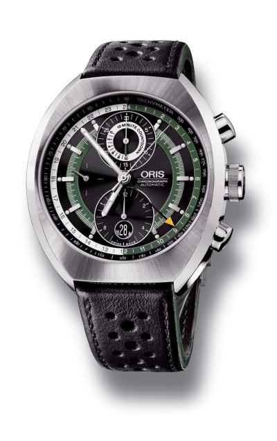 Oris Motor Chronograph Automatic