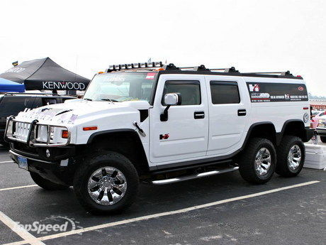 Hummer Players Edition