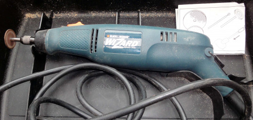 The Wizard Dremel