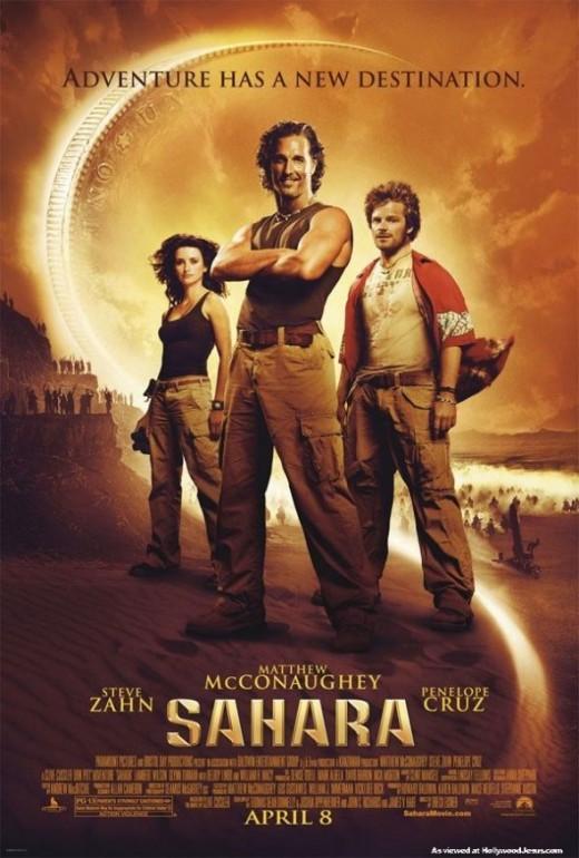 Sahara - the Movie