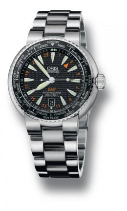 Oris Diver's GMT