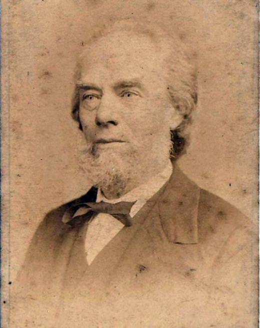 Geore Burgess 1829-1905, aged 60
