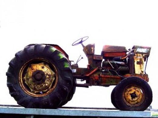 Find my tractor designs on a range of gifts in my LesTroisChenes online shop Zazzle