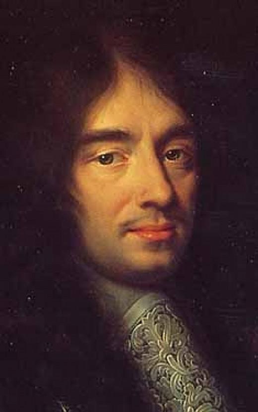 Charles Perrault - portrait