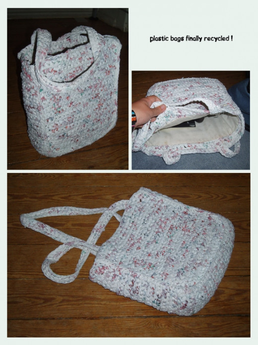 Plastic Bag Crochet