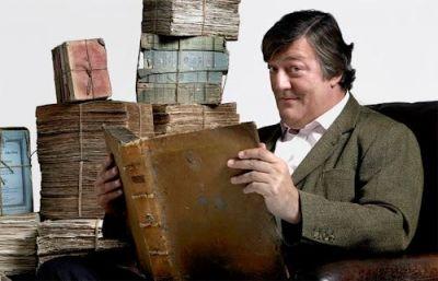 Mr Stephen Fry - the UK narrator