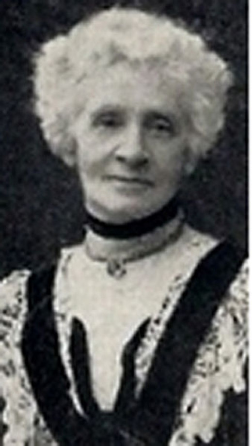 Lois Selfridge - Harry Selfridge's much-loved mother