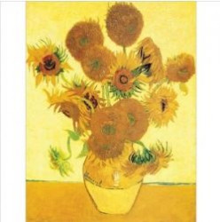 Famous Artists Paintings in Yellow
