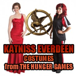 Katniss Everdeen Costume from the Hunger Games