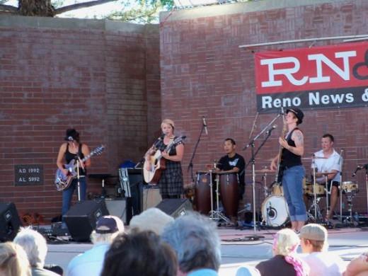 Reno Artown Concert