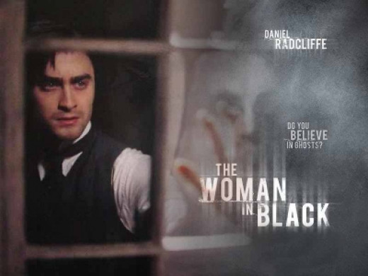 """""""The Woman in Black"""" Movie Poster"""