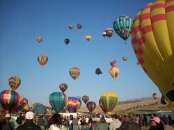 Reno Hot Air Balloon Festival