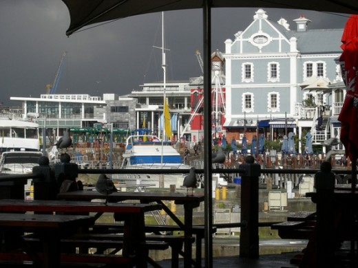Vistoria and Albert Waterfront, Cape Town