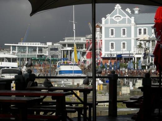 Vistoria and Albert Waterfront, Cape Town