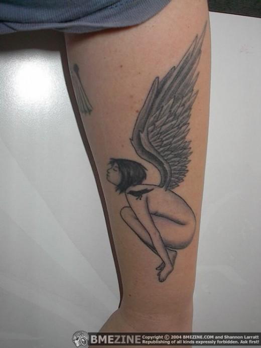 """Crow Girl"""