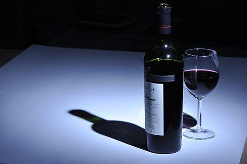 A nice red wine