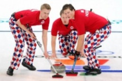 Just One Wild and Crazy Pant!! LoudMouth Golf Pants Worn by Norwegian Curling Team and John Daly