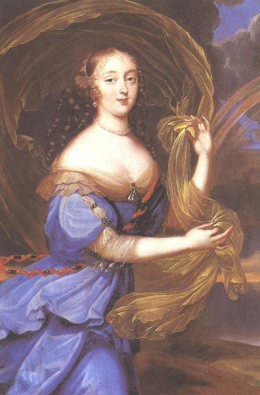 Madame de Montespan had seven kids with Louis XIV