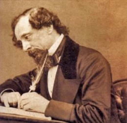 Charles Dickens, source: Wikipedia.org, PD liocence
