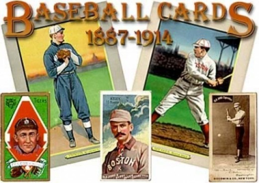 Baseball Cards Prior to 1960