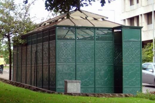 Victorian WC
