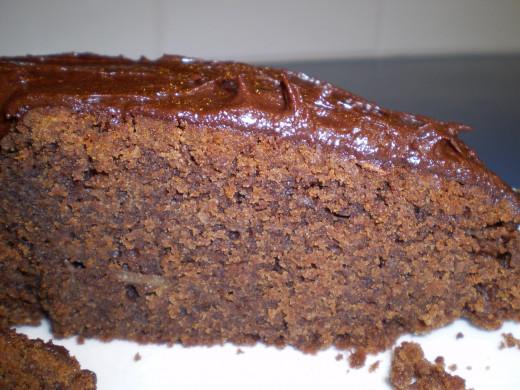 Sourdough Chocolate Cake