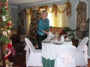 Welcome To My Christmas Tea !