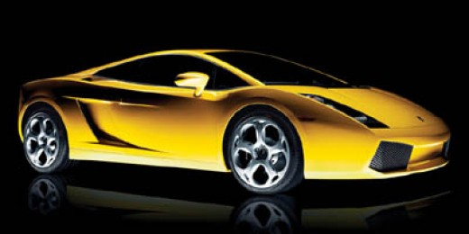 2008 Lamborgini Gallardo (thecarconnection.com)