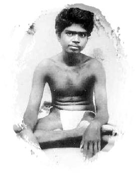 Young Ramana Maharshi