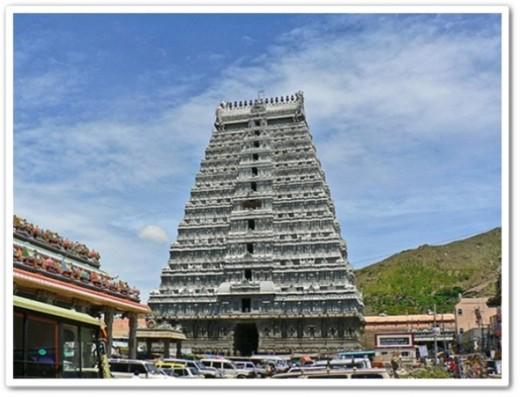 Arunachaleswara Temple @ Thiruvannamalai