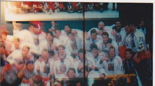 Nagano Olypics Gold Medal winners