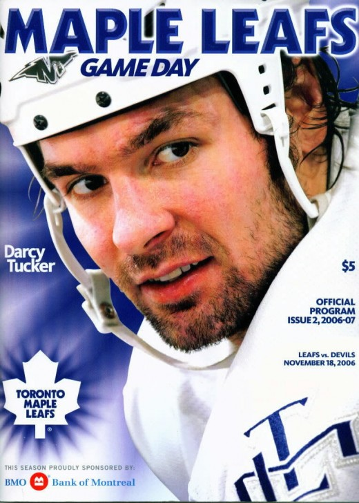 And look who happens to be on the program! Darcy Tucker!