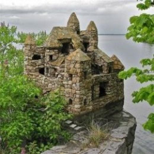 Stone Castles of South Hero, VT