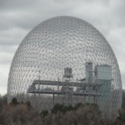 Montreal's Biosphere: The Environmental Museum in a Geodesic Dome!