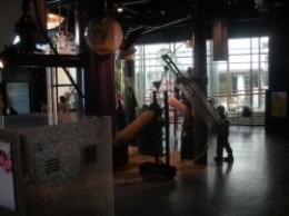 Montreal biosphere water room