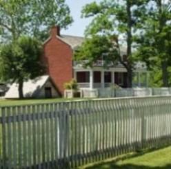 My Visit to the Appomattox Court House National Historical Park, Appomattox VA