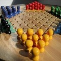 Chinese Checkers With Pegs A Gift Idea for Less Nimble Fingers