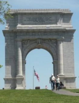 National Memorial Arch Valley Forge
