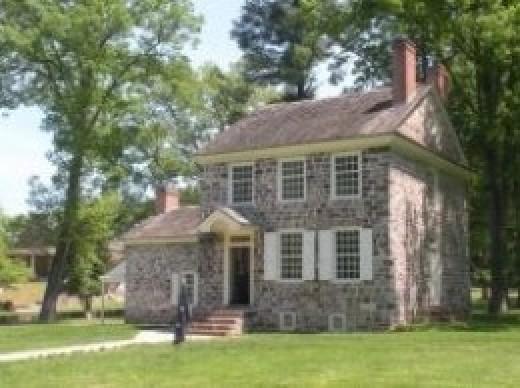 George Washington's Headquarters Valley Forge