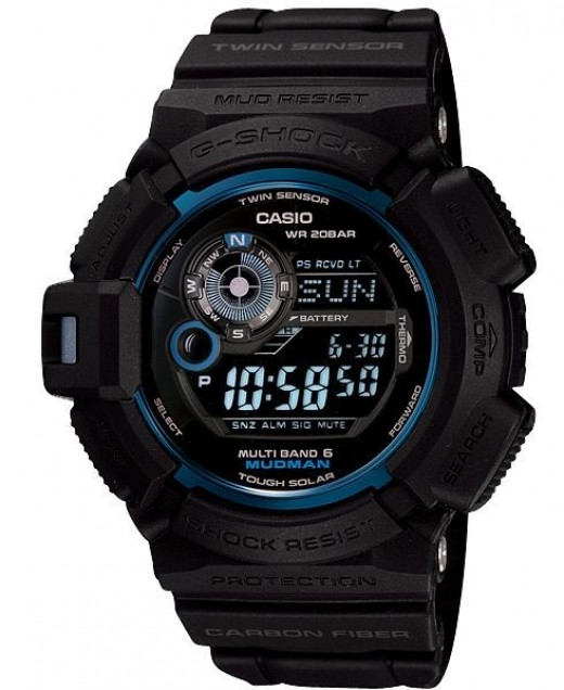 G-Shock Initial Blue - Limited Edition